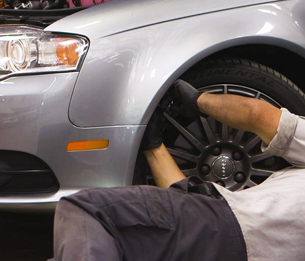 Audi Authorized Collision Repair Burlingame