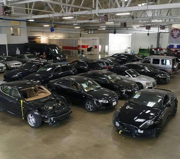Audi Certified Collision Center Burlingame